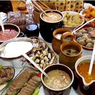 Polish traditional food