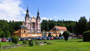 The Basilica in Święta Lipka