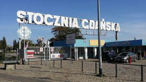 stocznia in Gdansk