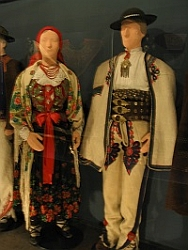 Polish traditional outfit