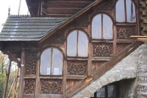 Zakopane architecture