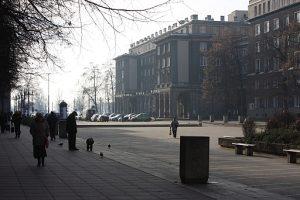 Poland tour Nowa Huta