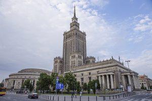 Poland Tour Palac Kultury i Nauki