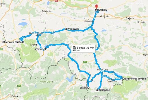 Tastes Of Krakow Region Tour Polishorigins Polish Genealogy
