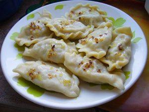 Tastes of Poland pierogi