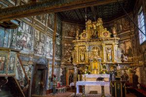 Lesser Poland churches