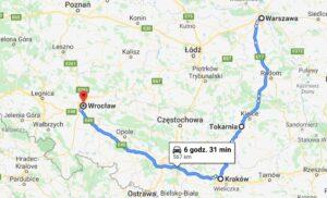 Trip in Poland