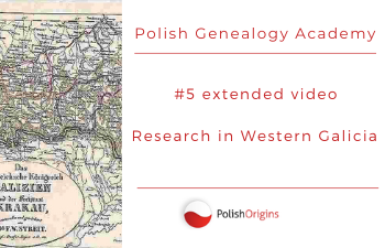 Research in Western Galicia – history, characteristics and sources – extended