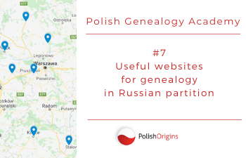 Useful websites for genealogy in the Russian partition.