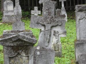 Polish cemetery