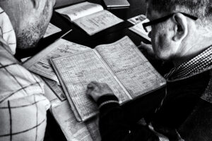 research in polish archives